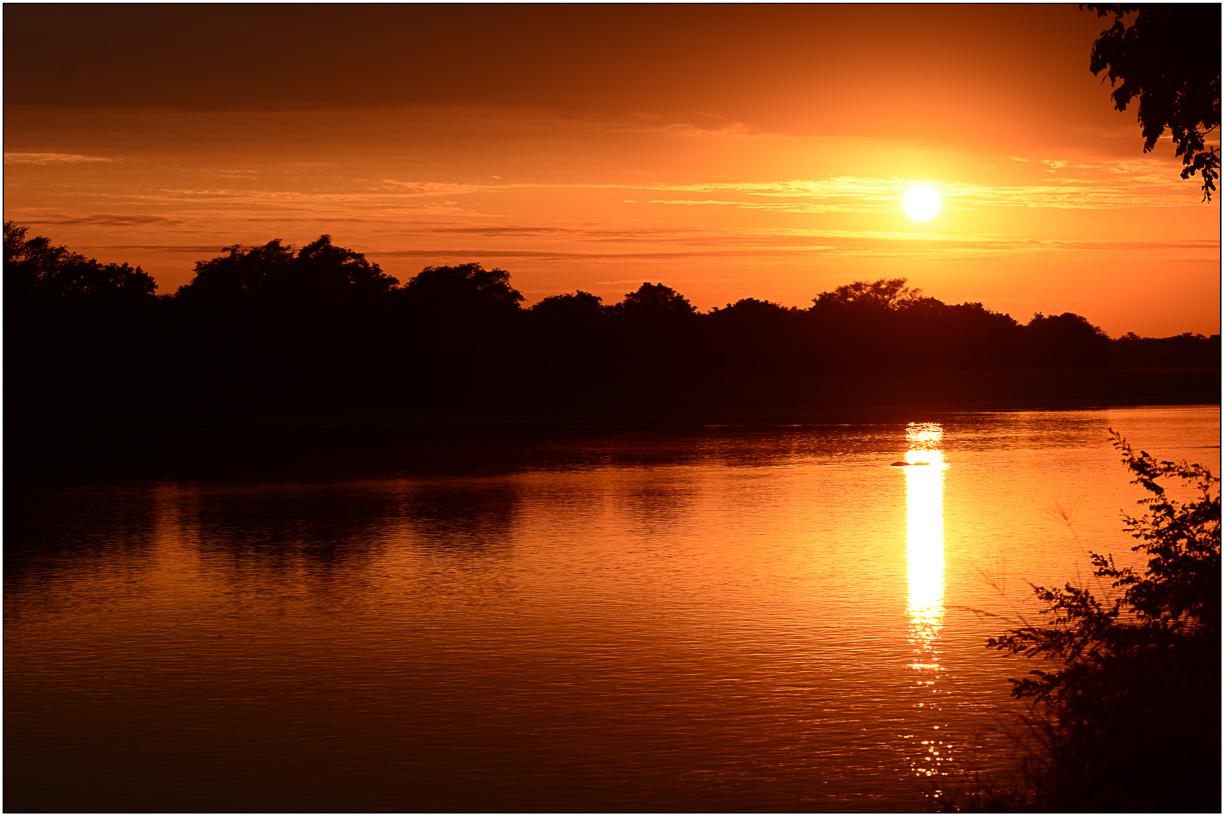 Zambian Sunrise